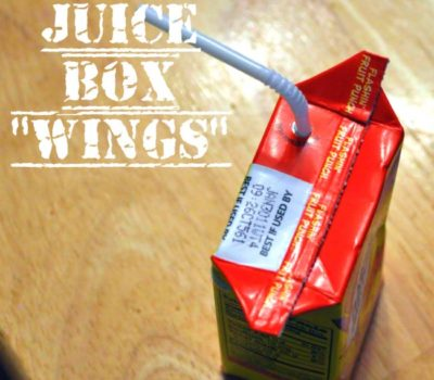 Saturday Scoop: Juice Box Wings