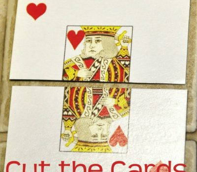 Valentine Match Game (Using a Deck of Cards)