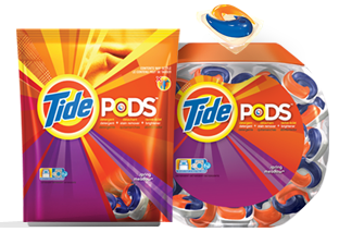Dollar General: Tide Pods or Gain Flings (14-Count) for 95¢ Each w/Digital Coupon)