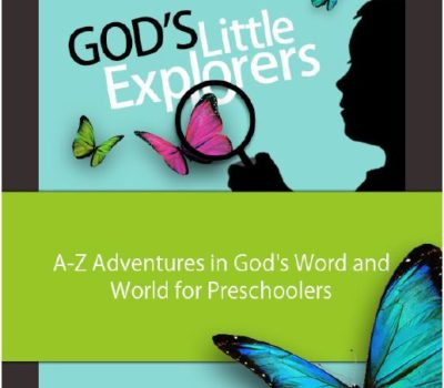 God's Little Explorers:  Week 22 (P is for Pig + The Prodigal Son)