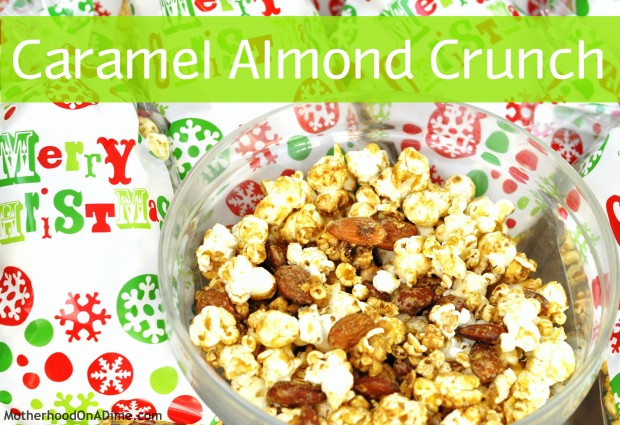 gluten-free, dairy-free caramel popcorn recipe