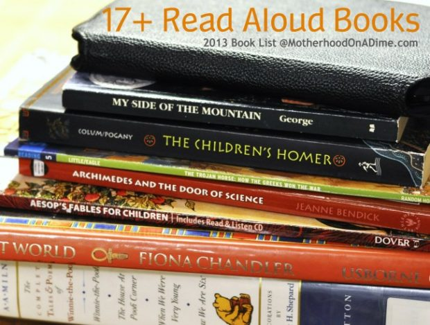17 read aloud books for kids