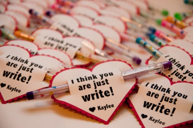 i think you are just write valentine