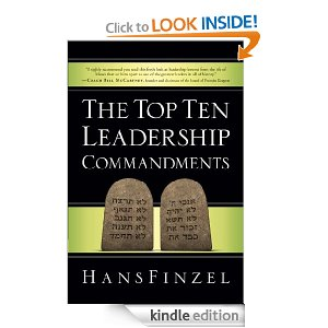 top ten leadership commandments