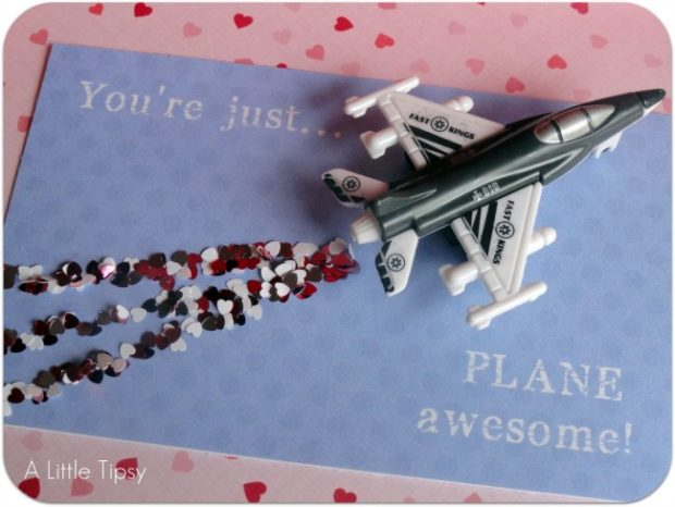 you're just plane awesome