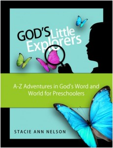 God's Little Explorers Cover