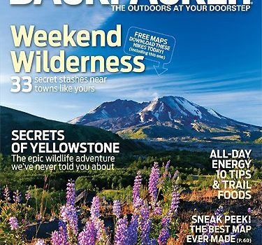 Backpacker Magazine for Just $4.99 (86% Off)