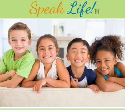 Learning to Speak Life:  Fruit of the Spirit