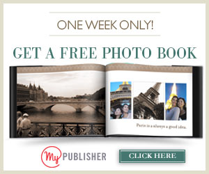 my publisher free photo book