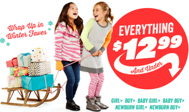Crazy eight children's clothing coupons