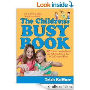 Children's Busy Book