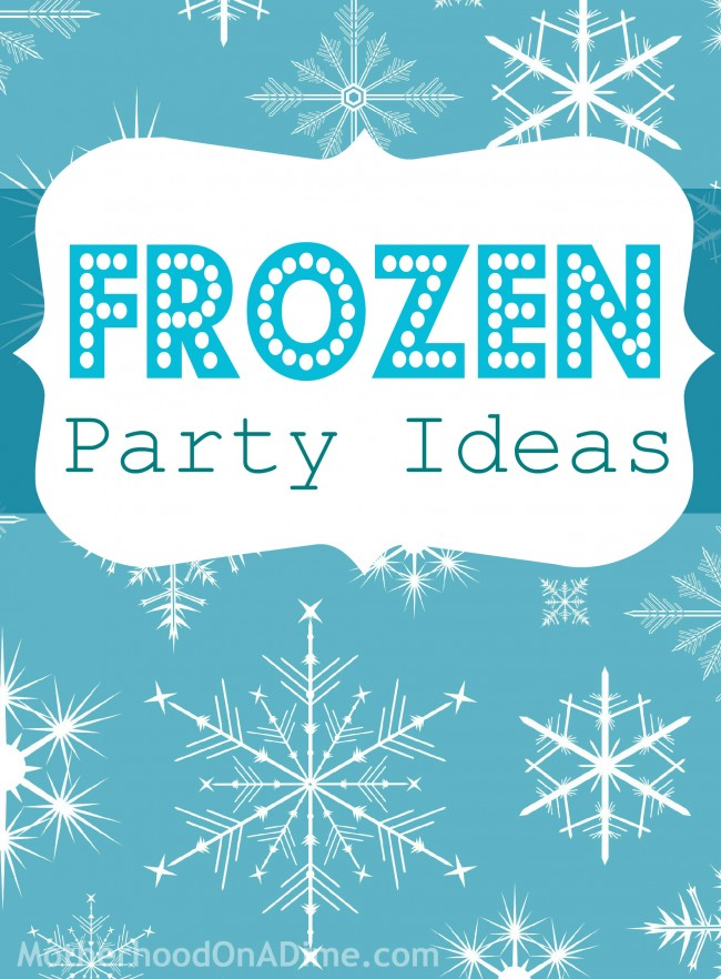Frozen birthday party ideas for more free frozen printables