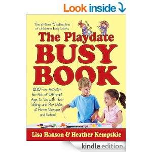 playdate busy book