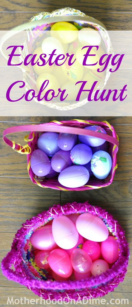 Ideas for Easter Egg Hunts
