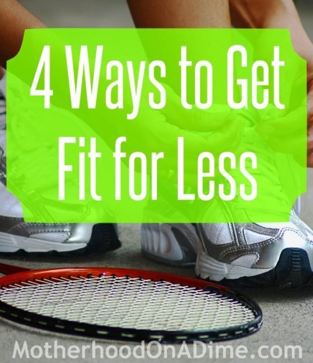 Inexpensive Exercise Ideas - Get Fit for Less