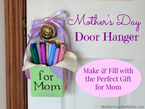 Mother's Day Gift Door Hanger