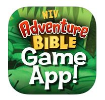 NIV Adventure Bible Game App for Kids