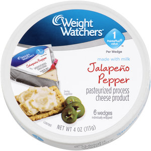 Weight Watchers Cheese Wedges