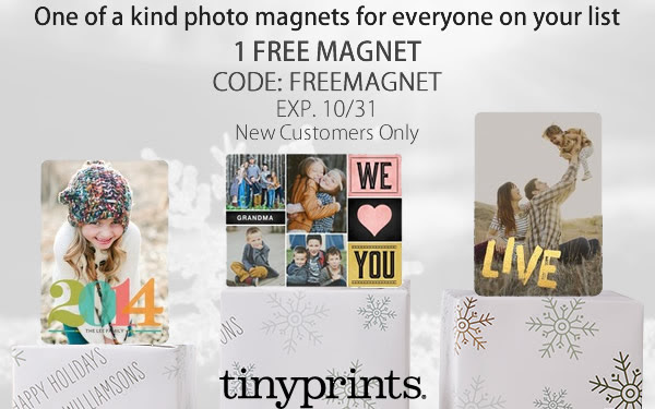 TinyPrints Magnet