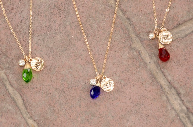 birthstone cents of style