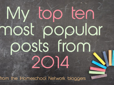 Top 10 Most Popular Posts from 2014