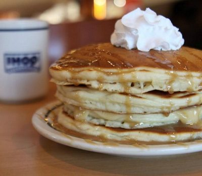 All You Can Eat Pancakes for $3.99 at IHOP
