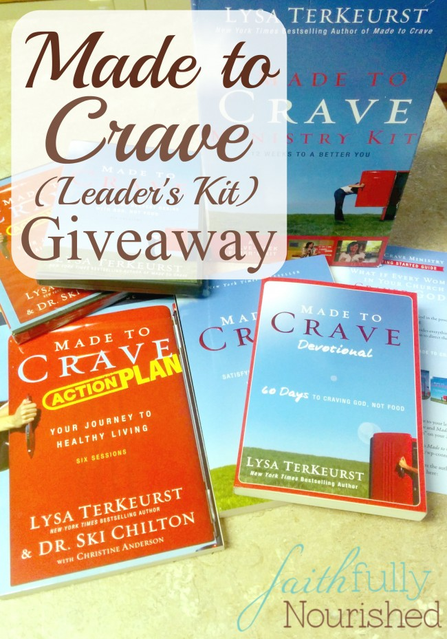 Made to Crave Giveaway