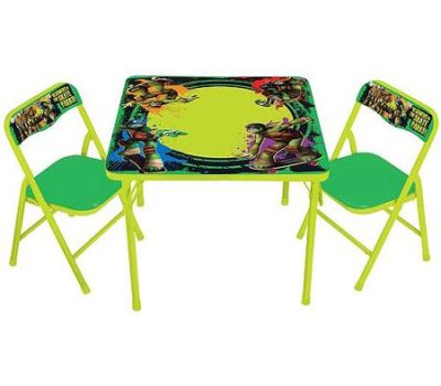 Dry Erase Activity Table Sets for Kids from $16.99