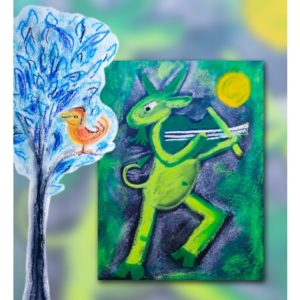 Marc Chagall Art for Kids