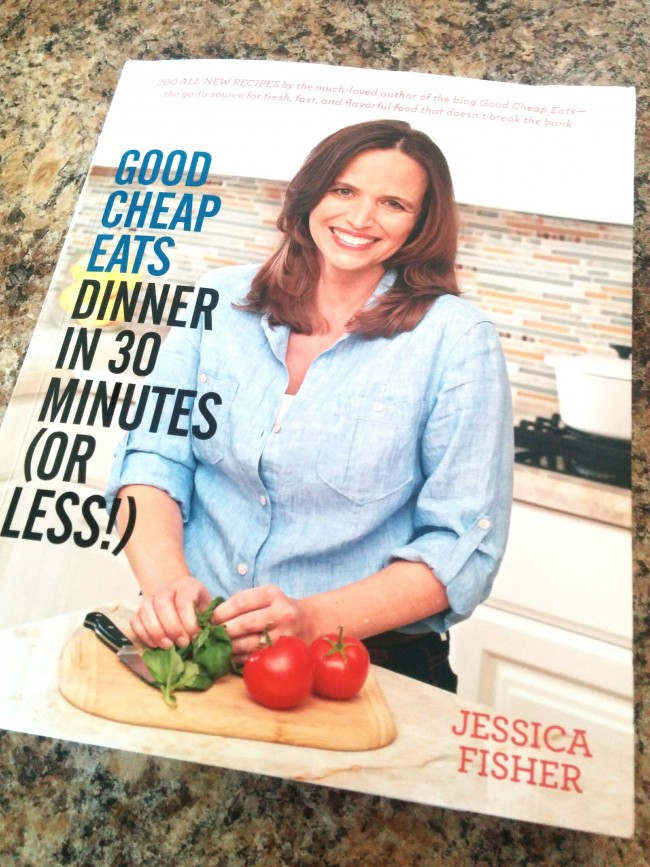 Good cheap eats cookbook review