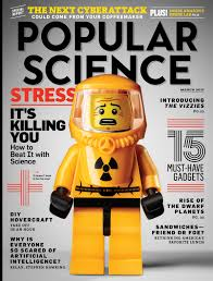 Popular Science Magazine for $3.89 Per Year