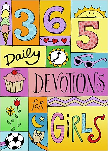 Daily Devotions for Girls