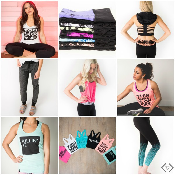 Cents of Style Active Wear Sale