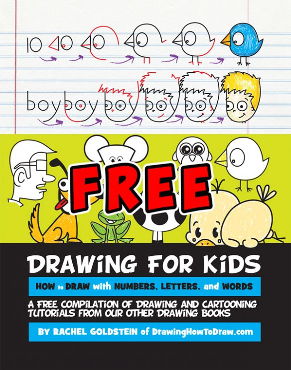 free drawing for kids book download - Children Drawing Book Free Download