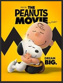 The Peanuts Movie (Blu-ray/DVD/Digital) for $5.99