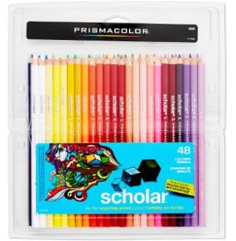 Prismacolor Colored Pencils (48 Pk) for $10.15