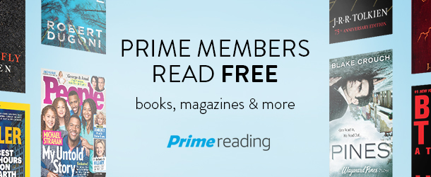 how to get free books with amazon prime