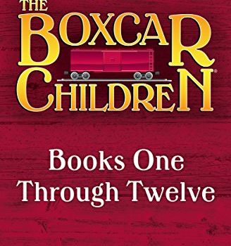 It's Back! The Boxcar Children Set (Books 1-12) for $3.99