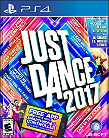 Just Dance 2017 Sale (11/23 ONLY)
