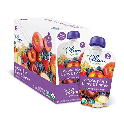 O Organics Baby Food Pouches