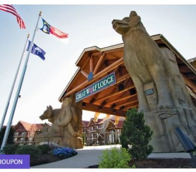 Great Wolf Lodge Stays As Low As $107.10 Per Night!!