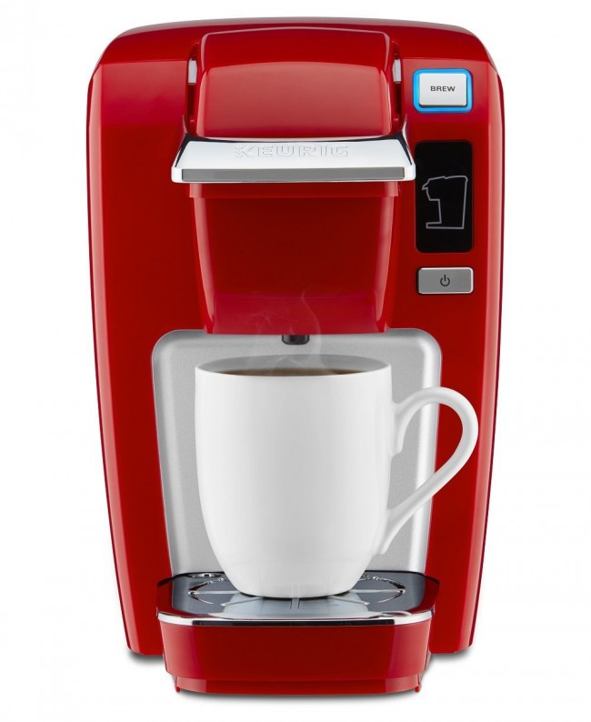 Keurig K15 Single Serve Coffee Maker For Lowest
