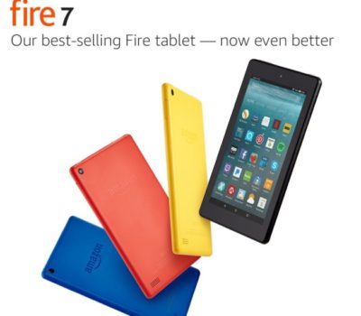Black Friday Pricing: Fire 7 for $29.99!