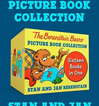 Discount eBook – The Berenstain Bears Picture Book Collection:  Sixteen Books in One