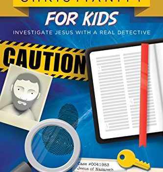 FREE eBook: Cold-Case Christianity for Kids