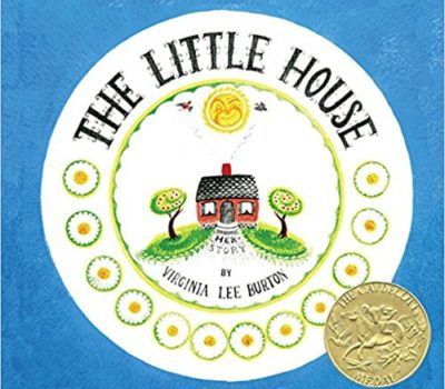 The Little House Board Book – $2.43