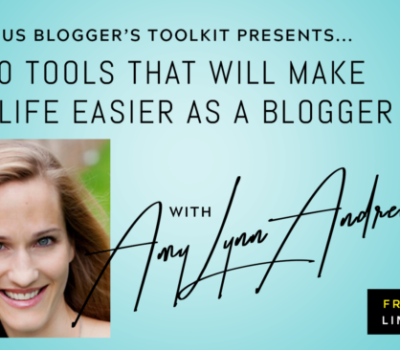 Final Day: Genius Blogger's Toolkit