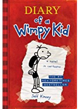 Diary of a Wimpy Kid Hardcover Books from $3.72