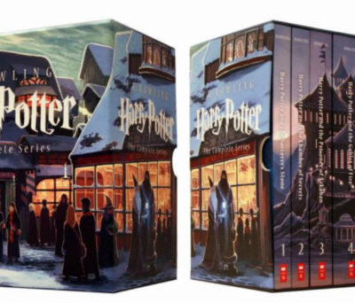Harry Potter Complete Box Set – Special Edition (Lowest Price)
