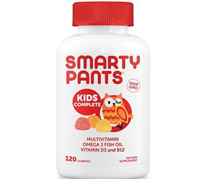Up to 30% Off SmartyPants Vitamins & Supplements (1/15 Only)